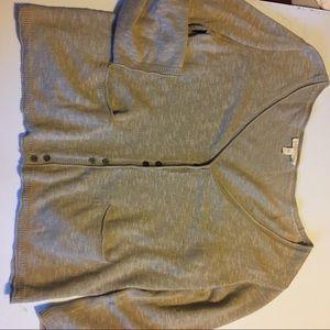 Eileen Fisher Women Cardigan Tan Size Small